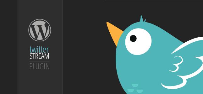 Twitter Stream WordPress Plugin