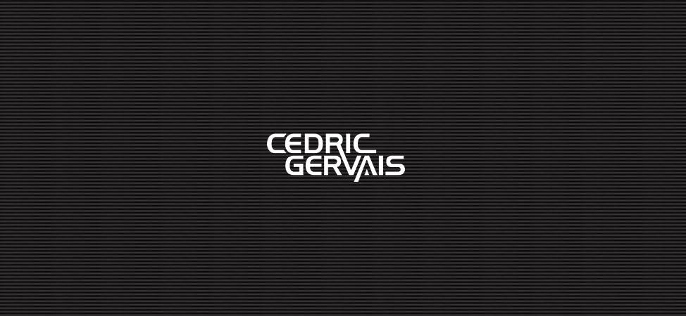 Cedric Gervais Logo Cedric Gervais