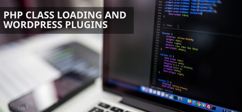 PHP Autoloading and WordPress Plugins